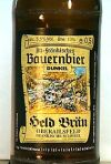 Held Bauernbier dunkel - Oberailsfeld
