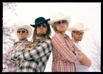 Pistol Pete's Dinosaur Truckers