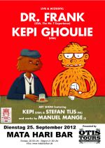 Kepi Ghoulie & Dr. Frank