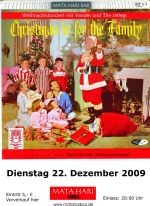 Wohnzimmermusik Weihnachtskonzert